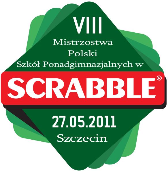 Mistrzostwa Polski Scrabble logo
